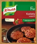 KNORR FIX KOTLETY MIELONE 64G