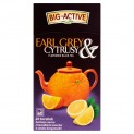 BIG ACTIVE HERBATA EARL GREY I CYTRUSY 20 TOREBEK